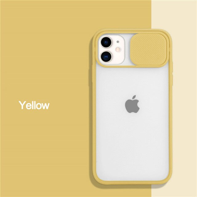 coque telephone iphone 8 Yellow