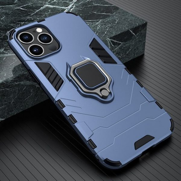 coque for iPhone12 Pro Max Marine Bleu
