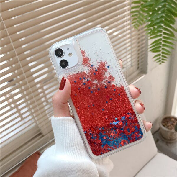 coque iPhone12pro 6.1 Red Star