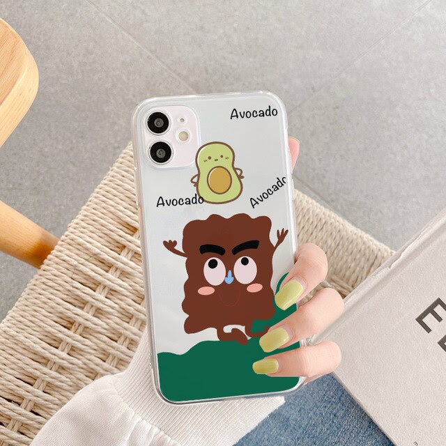 coque -iphoneSE 2020 QY110-1