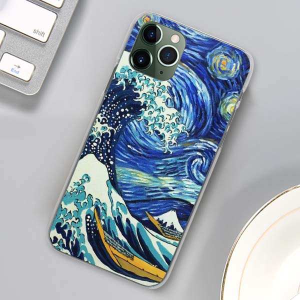 coque telephone for iPhone XS H04