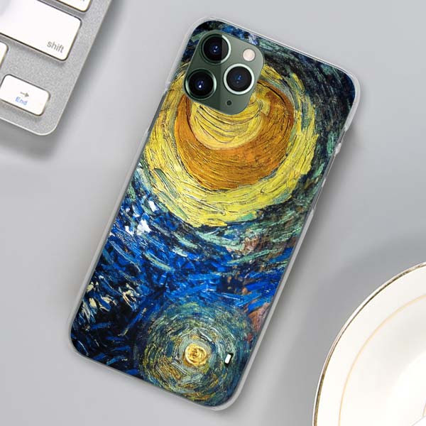 coque telephone for iPhone XS H07