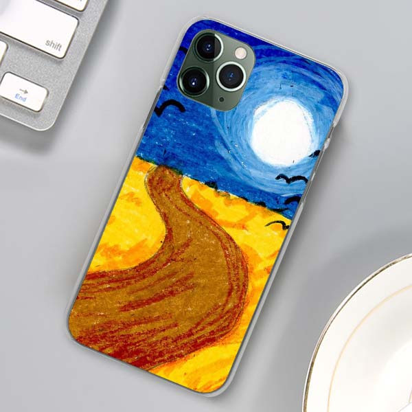 coque telephone for iPhone XS H08