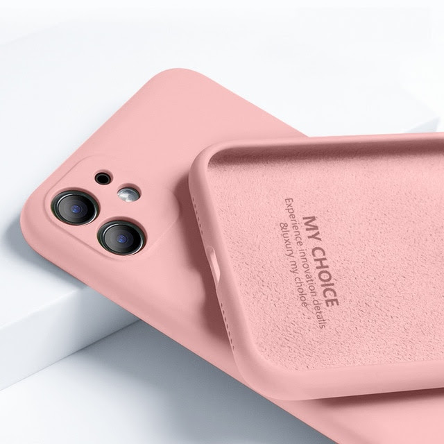 coque telephone iPhone11 Pro Max Youth Pink