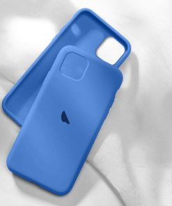 coque telephone iphone12 Pro Max 2 Lake blue
