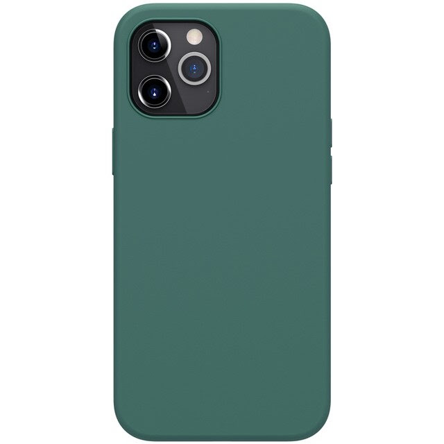 coque téléphone for iPhone12 Pro Max flex green