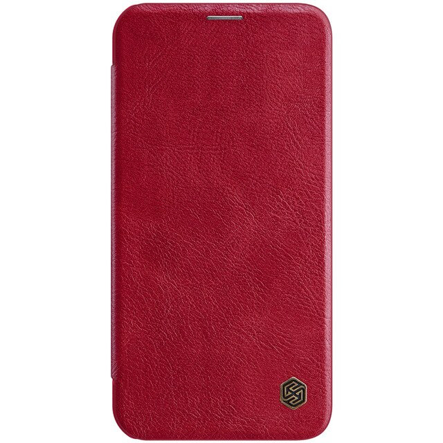coque téléphone for iPhone12 Pro Max qin red